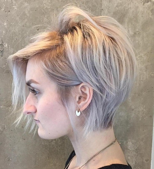 Best ideas about Long Pixie Cut For Fine Hair . Save or Pin 70 Pixie Cut Ideas for 2017 – Short Shaggy Spiky Edgy Now.