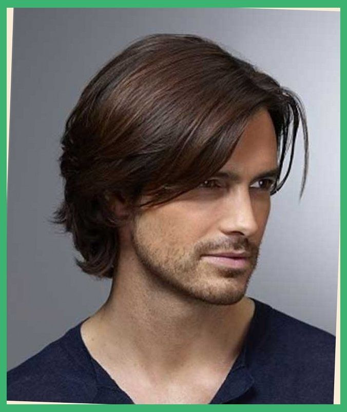 Best ideas about Longish Mens Hairstyles . Save or Pin 25 best ideas about Men s Medium Hairstyles on Pinterest Now.