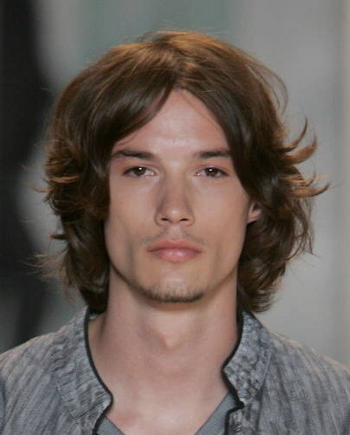 Best ideas about Longish Mens Hairstyles . Save or Pin Curly Long Hairstyle Hairstyle Ideas for Men Now.