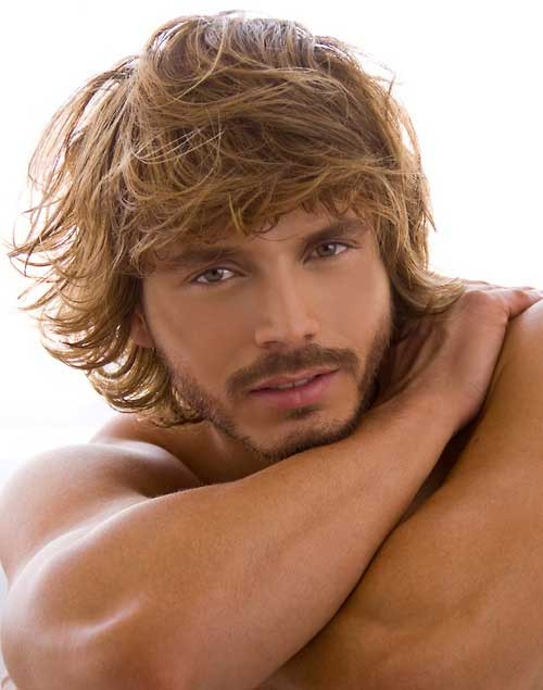 Best ideas about Longish Mens Hairstyles . Save or Pin 33 Cool Beach Hairstyles For Men Now.