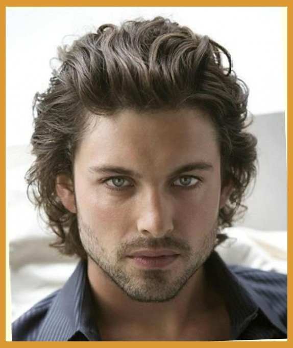 Best ideas about Longish Mens Hairstyles . Save or Pin Longish mens hairstyles Now.