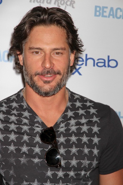 Best ideas about Longish Mens Hairstyles . Save or Pin Joe Manganiello Hairstyle Now.