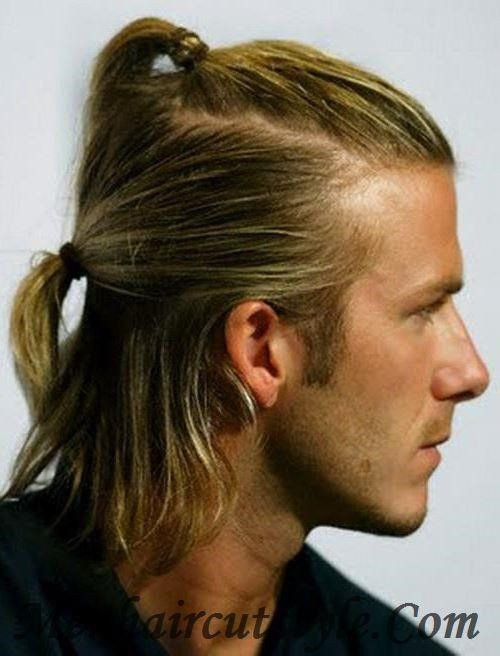 Best ideas about Longish Mens Hairstyles . Save or Pin 17 Best ideas about Men s Long Haircuts on Pinterest Now.