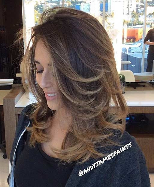 Best ideas about Lots More Female Hairstyles . Save or Pin 51 Cool and Trendy Medium Length Hairstyles Now.
