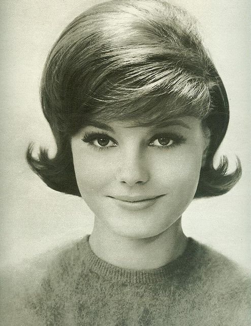 Best ideas about Lots More Female Hairstyles . Save or Pin This is the classic 1960 s hairstyle for women They still Now.