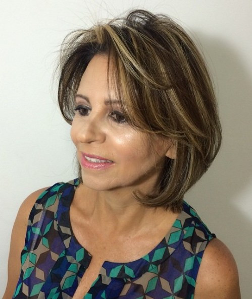 Best ideas about Lots More Female Hairstyles . Save or Pin 80 Best Hairstyles for Women Over 50 to Look Younger in 2019 Now.