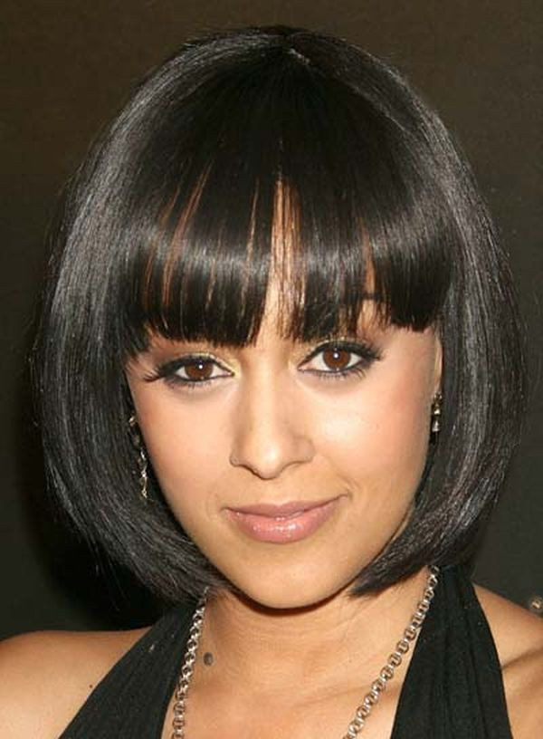 Best ideas about Lots More Female Hairstyles . Save or Pin African American Bob Hairstyles with Bangs Find lots of Now.