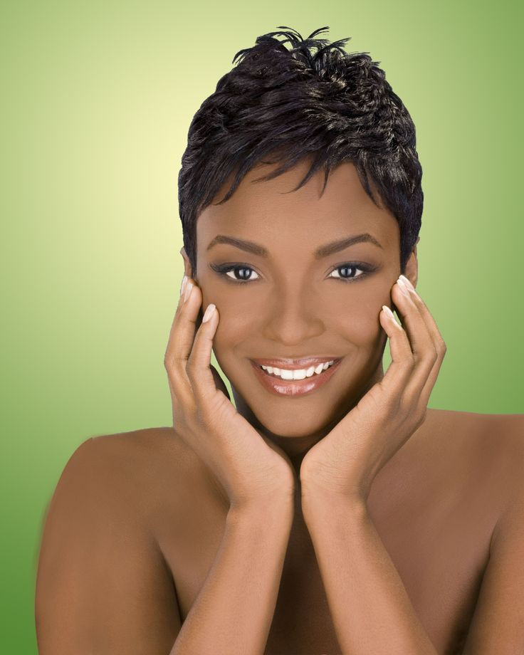 Best ideas about Lots More Female Hairstyles . Save or Pin Short Crop Hairstyles for Black Women Find lots of Now.