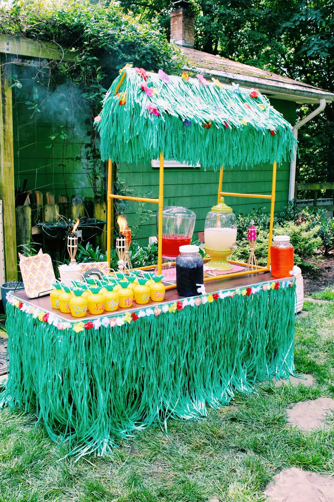 Best ideas about Luau Birthday Party Ideas . Save or Pin Lola Tangled Eleventh Birthday Luau Party Now.