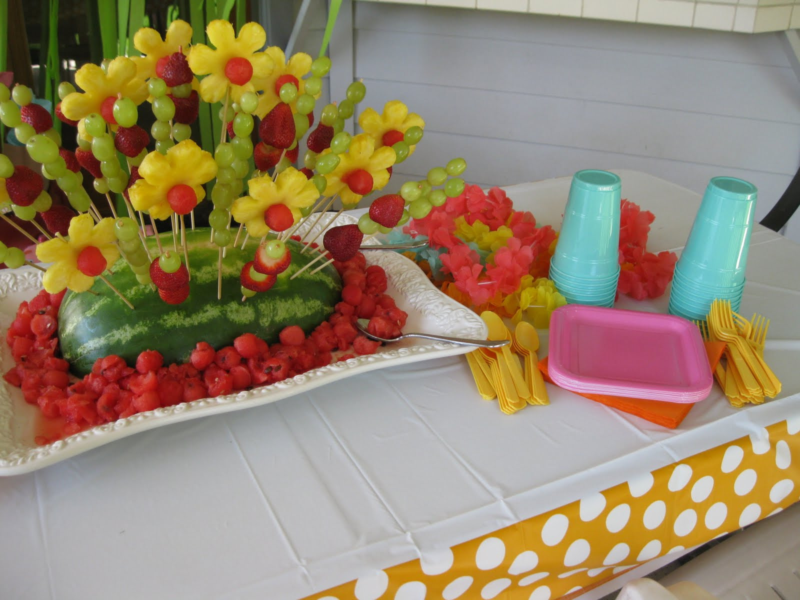 Best ideas about Luau Birthday Party Ideas . Save or Pin Sweet Shoppe Girly Luau Birthday Party Now.