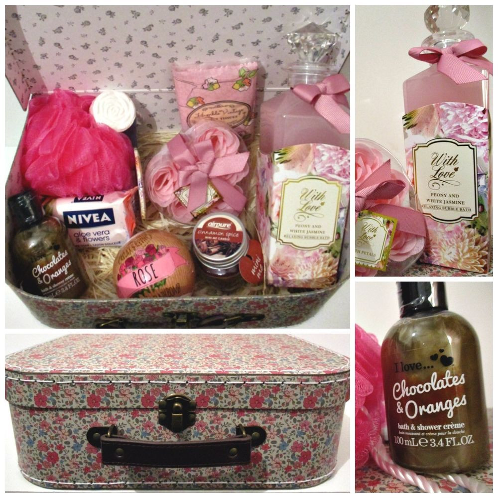 Best ideas about Luxury Birthday Gifts For Her . Save or Pin La s Luxury Hamper Mum Sister Aunt Wife Birthday Now.