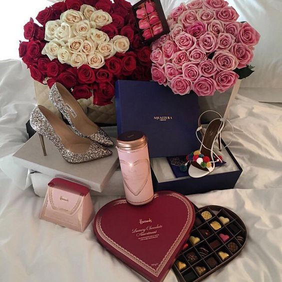 Best ideas about Luxury Birthday Gifts For Her . Save or Pin 1000 ideas about Romantic Birthday on Pinterest Now.