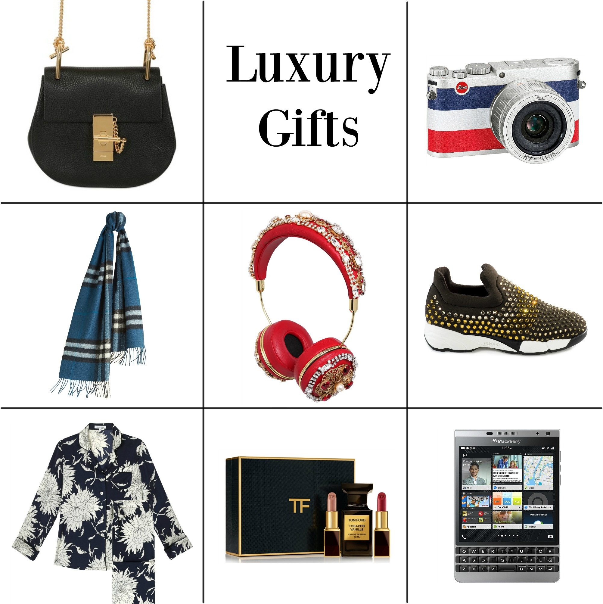 Best ideas about Luxury Gift Ideas For Her . Save or Pin Luxury Gift Ideas Now.