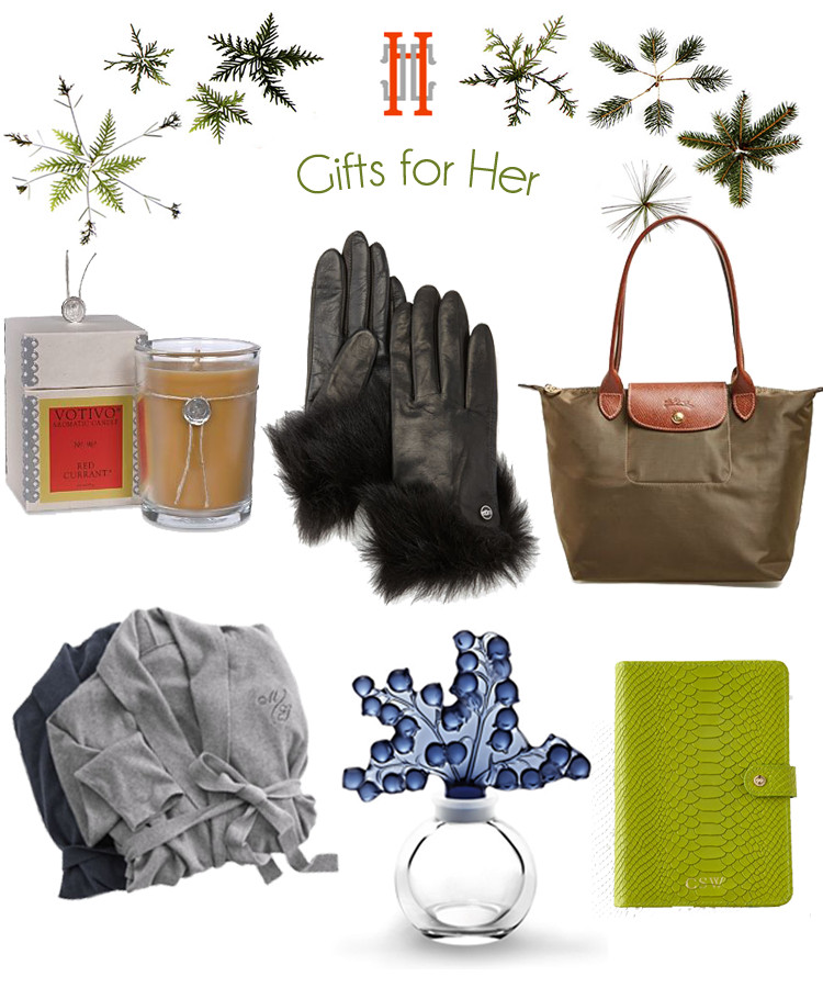 Best ideas about Luxury Gift Ideas For Her . Save or Pin Top Picks For Luxury Christmas Gifts For Her Now.