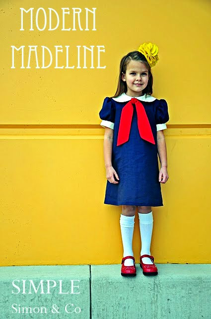 Best ideas about Madeline Costume DIY . Save or Pin DIY Modern Madeline Costume Now.