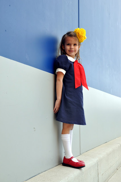 Best ideas about Madeline Costume DIY . Save or Pin Modern Madeline and zippers Simple Simon and pany Now.