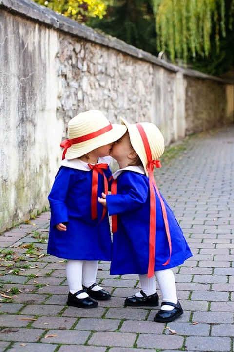 Best ideas about Madeline Costume DIY . Save or Pin 25 Cute Halloween Costume Ideas For Kids Now.