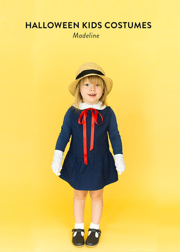 Best ideas about Madeline Costume DIY . Save or Pin Madeline Halloween Costume Say Yes Now.