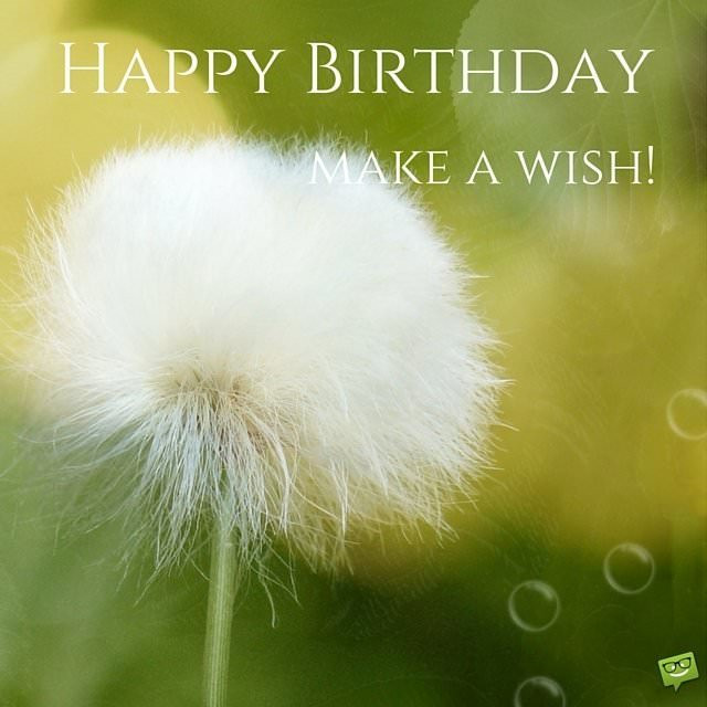Best ideas about Make A Wish Birthday . Save or Pin 25 Original Happy Birthday that Will Make Someone Now.