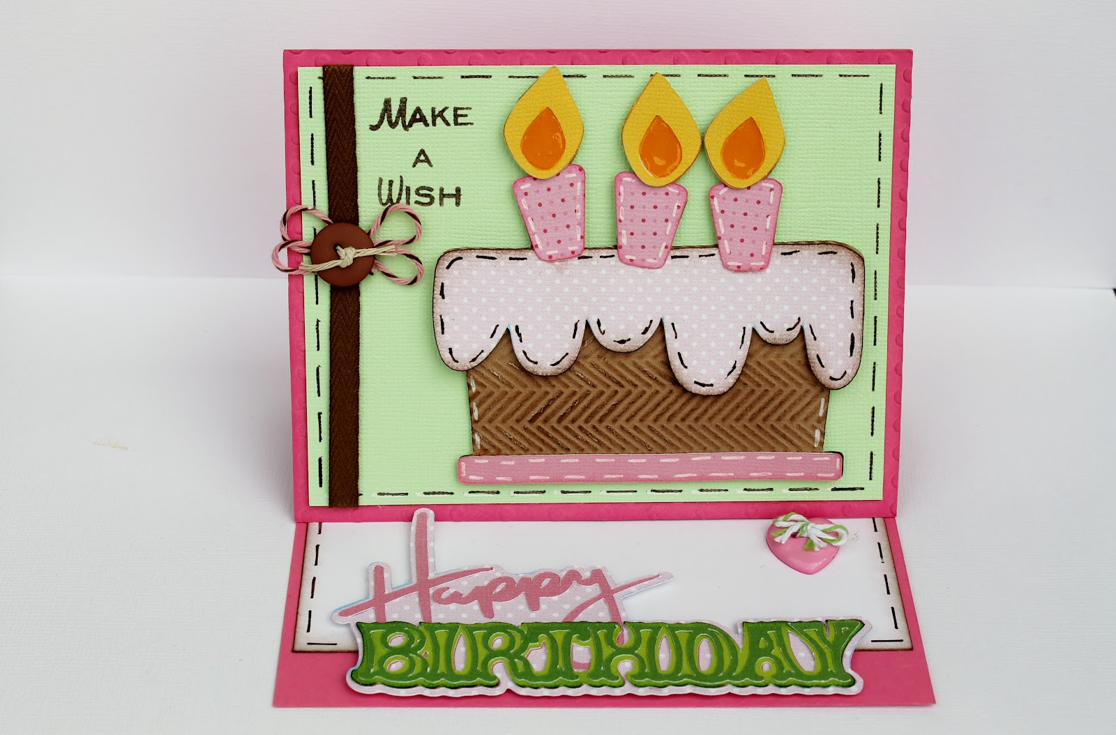Best ideas about Make A Wish Birthday . Save or Pin Joy s Life Creative Team Make a Wish Cricut Birthday Card Now.