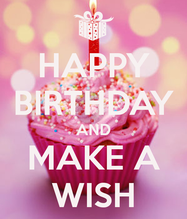 Best ideas about Make A Wish Birthday . Save or Pin HAPPY BIRTHDAY AND MAKE A WISH Poster Now.