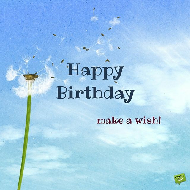 Best ideas about Make A Wish Birthday . Save or Pin Happy Birthday that Make an Impression Now.
