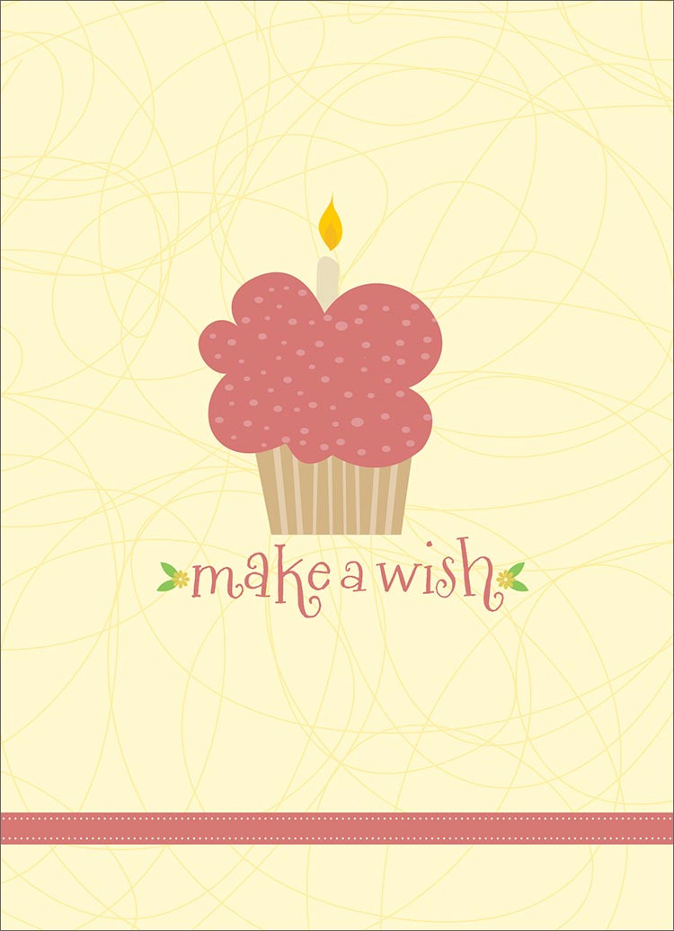 Best ideas about Make A Wish Birthday . Save or Pin Make a Wish Cupcake Birthday Cards from CardsDirect Now.