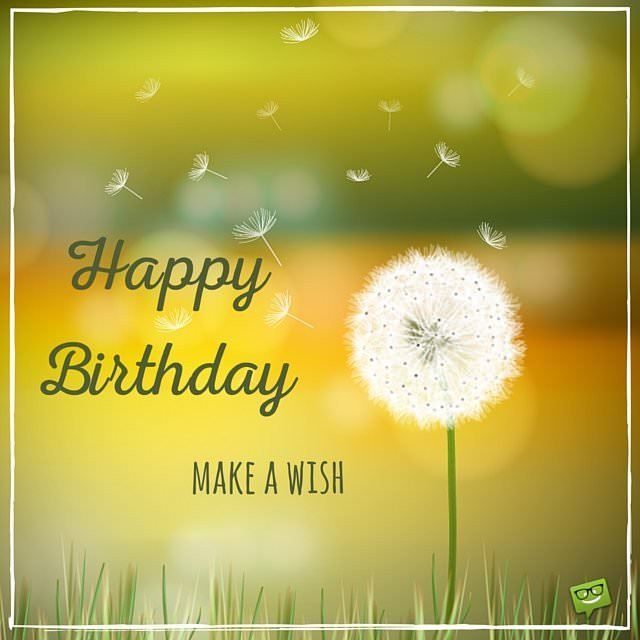 Best ideas about Make A Wish Birthday . Save or Pin Original Happy Birthday for Best Friends Now.