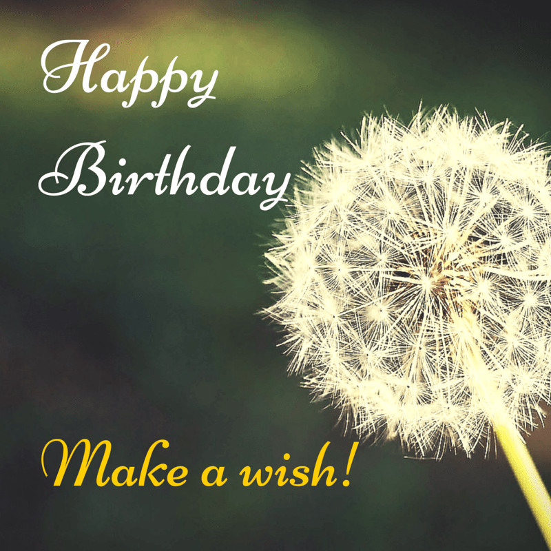 Best ideas about Make A Wish Birthday . Save or Pin Ultimate List of Romantic Wishes for Birthday Occasions Now.