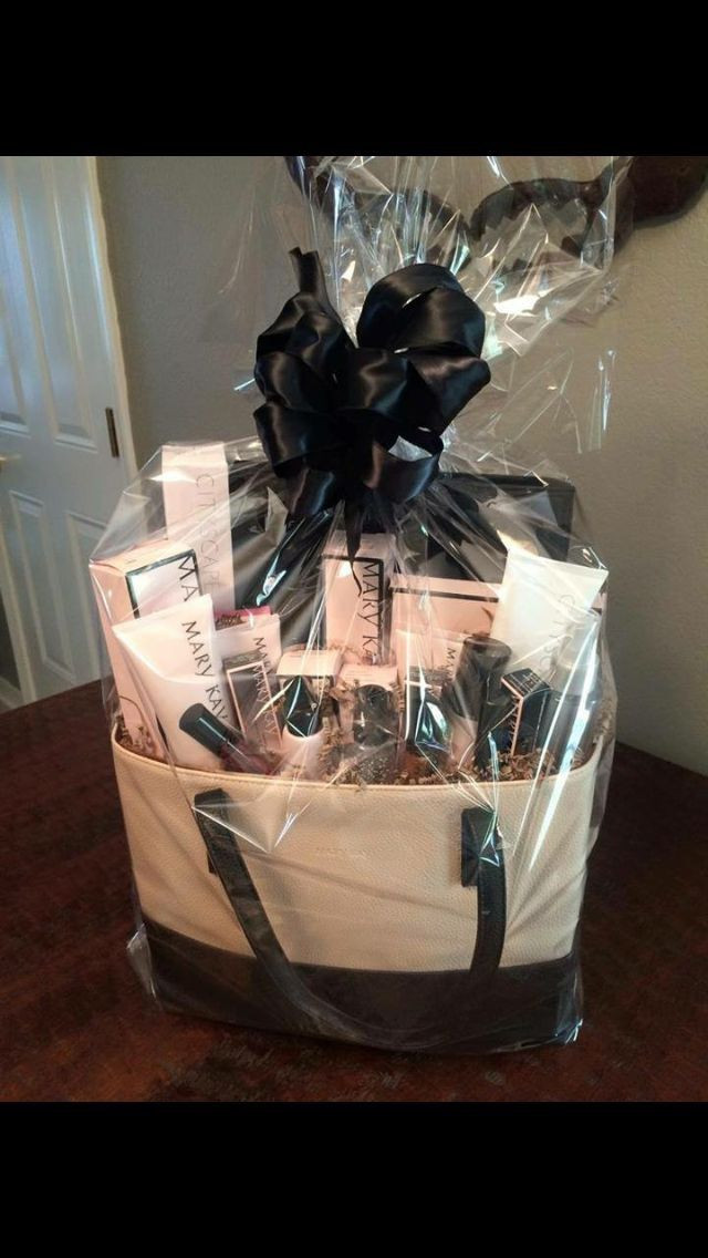 Best ideas about Makeup Gift Baskets Ideas . Save or Pin 1000 images about Mary Kay on Pinterest Now.