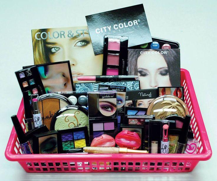 Best ideas about Makeup Gift Baskets Ideas . Save or Pin 1000 images about MAKEUP BASKET IDEAS on Pinterest Now.