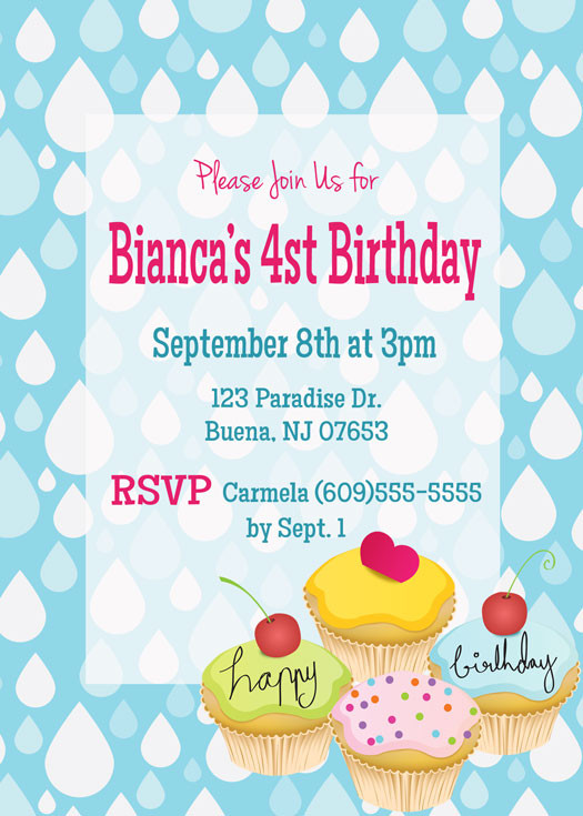 Best ideas about Making Your Own Birthday Invitations Free . Save or Pin Lauren Likes to Draw TUTORIAL Make Your Own Invites with Now.