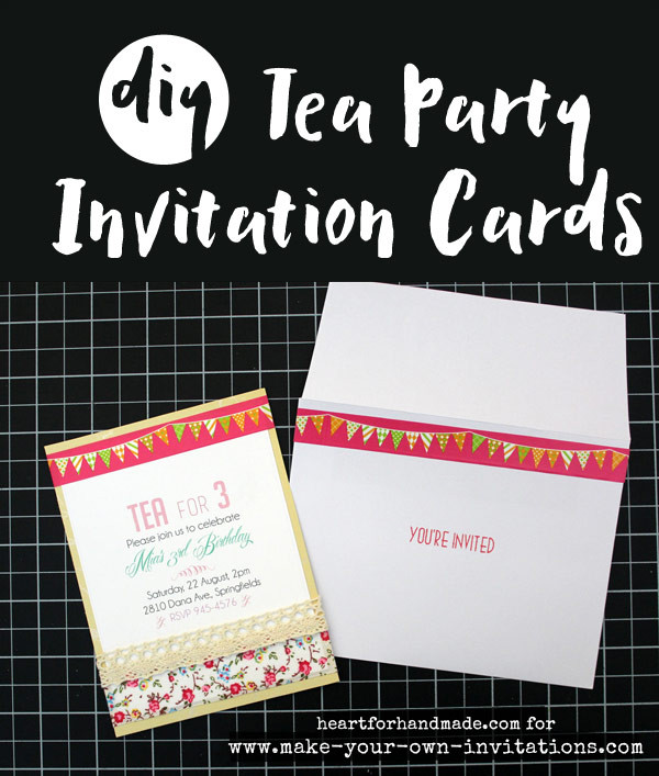 Best ideas about Making Your Own Birthday Invitations Free . Save or Pin Make Your Own Invitations Blog Free printables and Ideas Now.