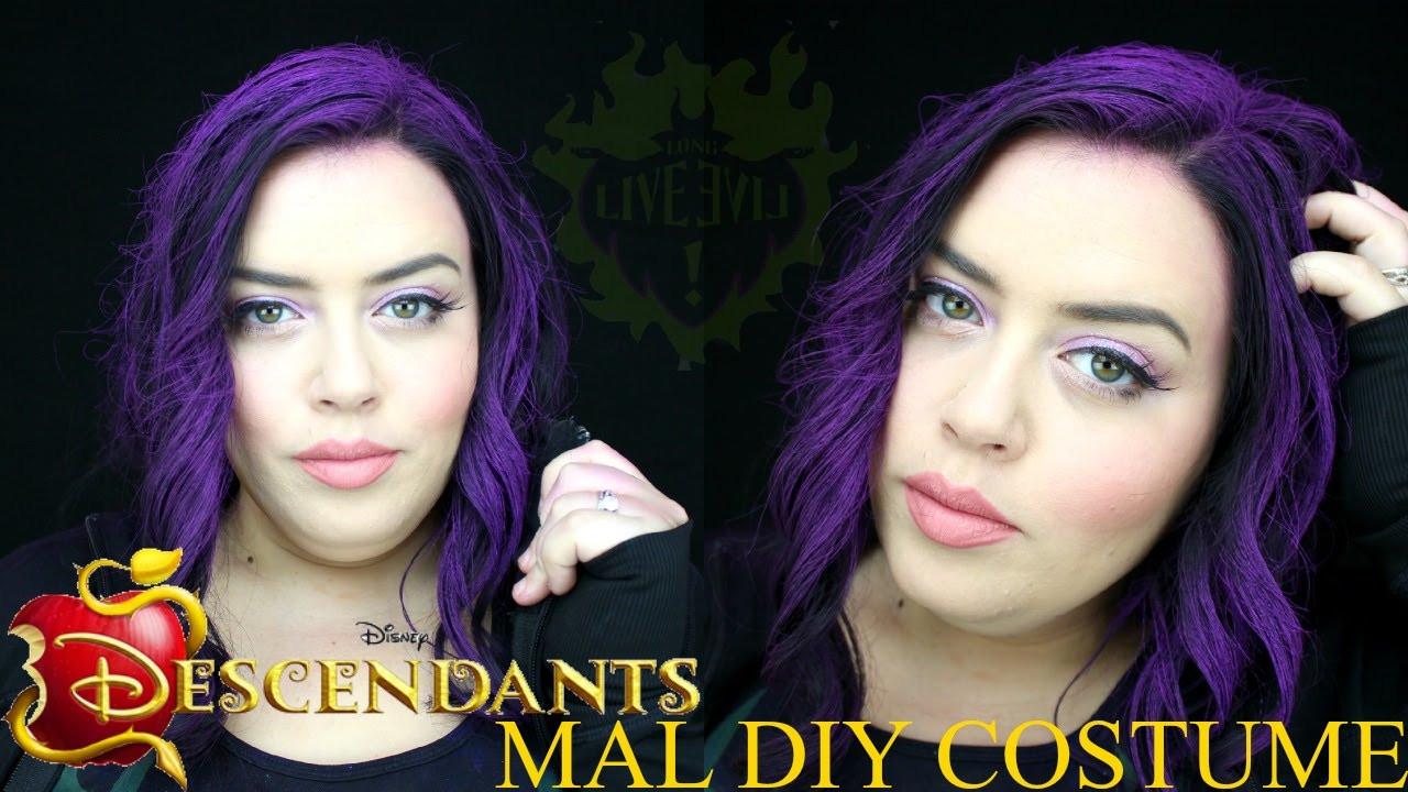 Best ideas about Mal Descendants Costume DIY . Save or Pin Disney s Descendants MAL DIY Costume Now.