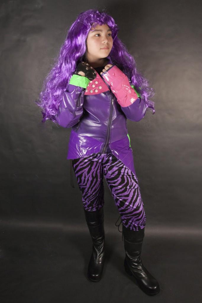 Best ideas about Mal Descendants Costume DIY . Save or Pin DIY Mal Costume – The Descendants Now.