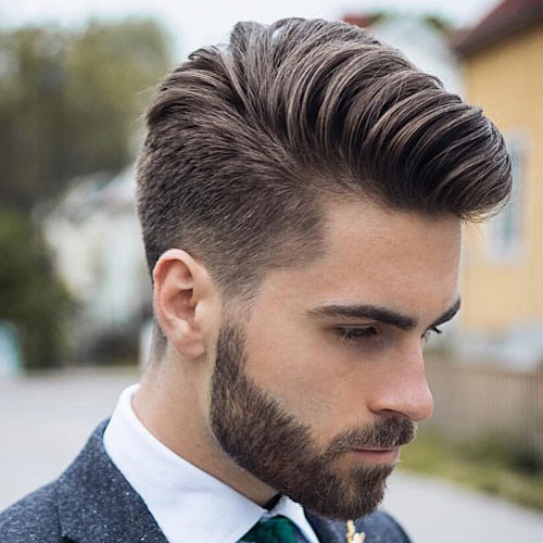 Best ideas about Male Haircuts For Thick Hair . Save or Pin 35 Best Hairstyles For Men with Thick Hair 2019 Now.