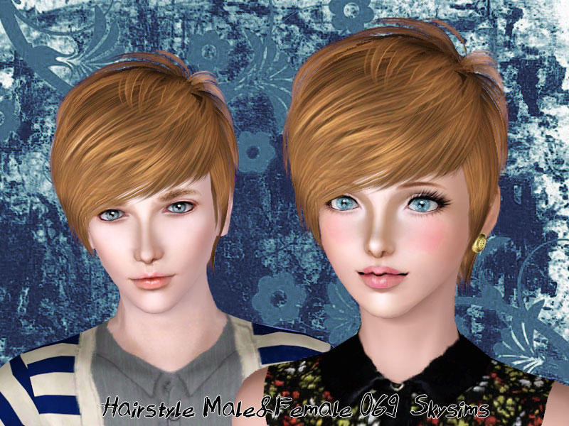 Best ideas about Male To Female Hairstyles . Save or Pin Skysims Hair Adult 069 Now.