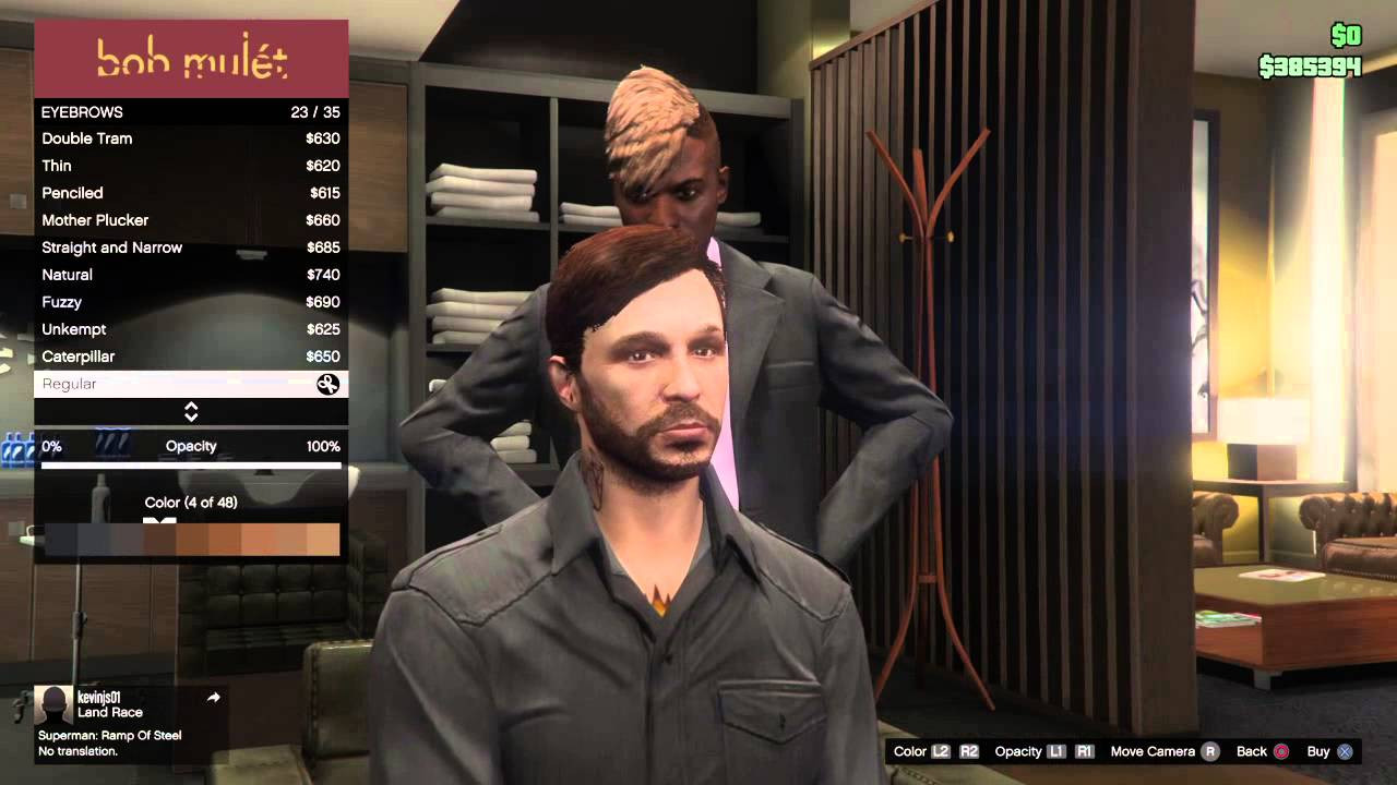 Best ideas about Male To Female Hairstyles . Save or Pin GTA line Male Hairstyles Ps4 Now.