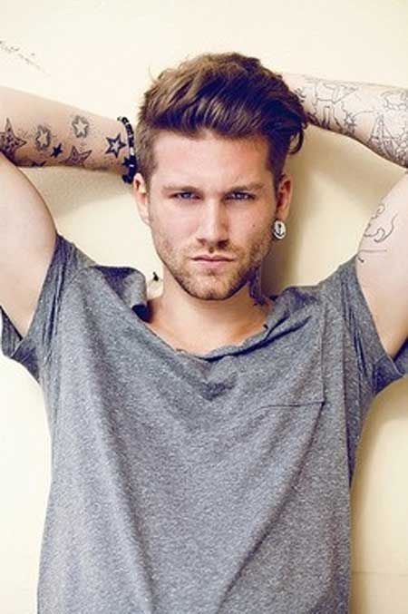 Best ideas about Male Undercut Hairstyle . Save or Pin The Haircut ALL Men Should Get Now.