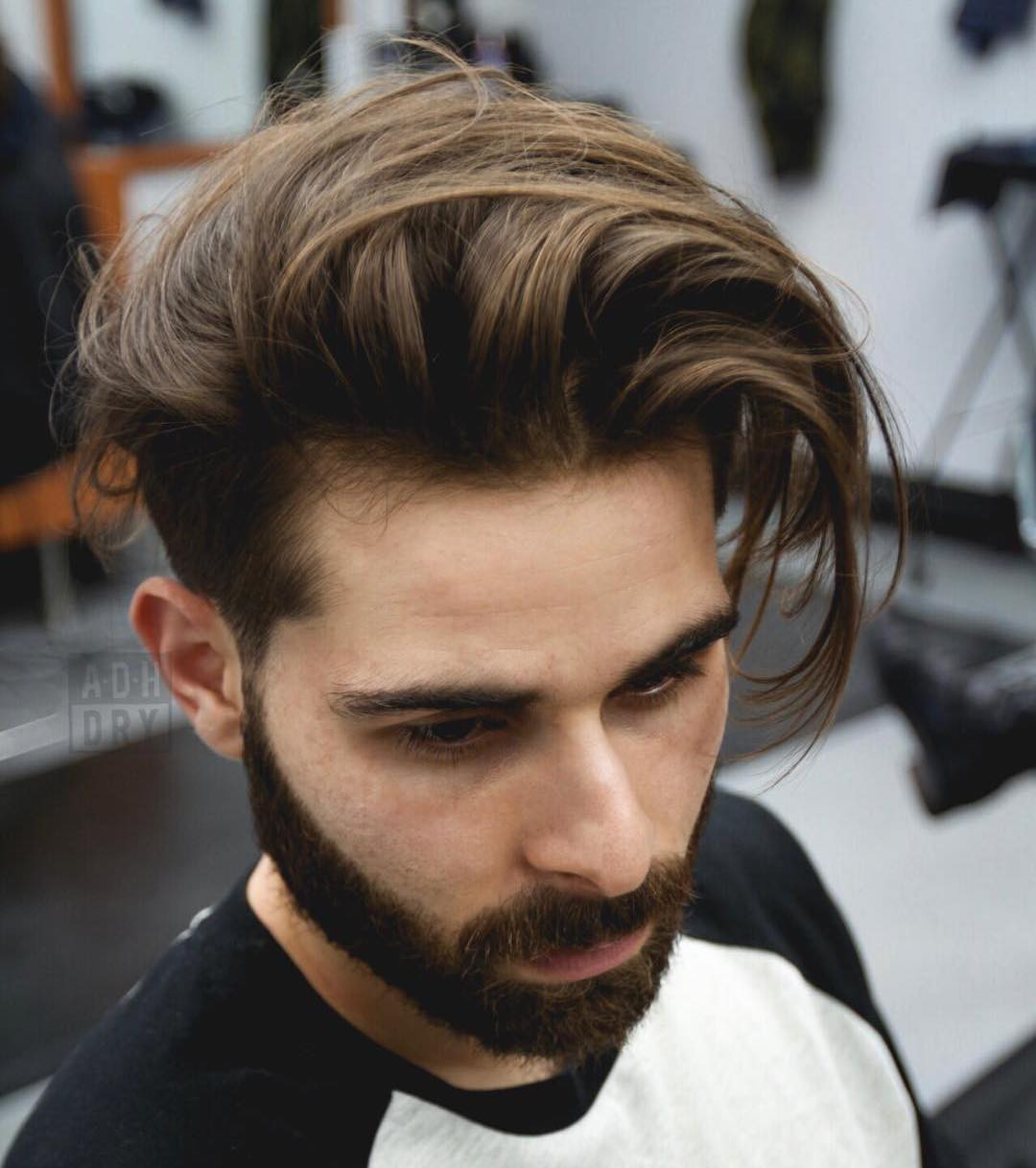 Best ideas about Male Undercut Hairstyle . Save or Pin Barber Shops Near Me Map Now.