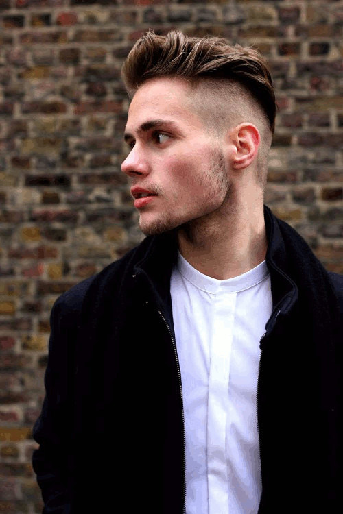 Best ideas about Male Undercut Hairstyle . Save or Pin 13 Best Undercut Hairstyles for Men Now.