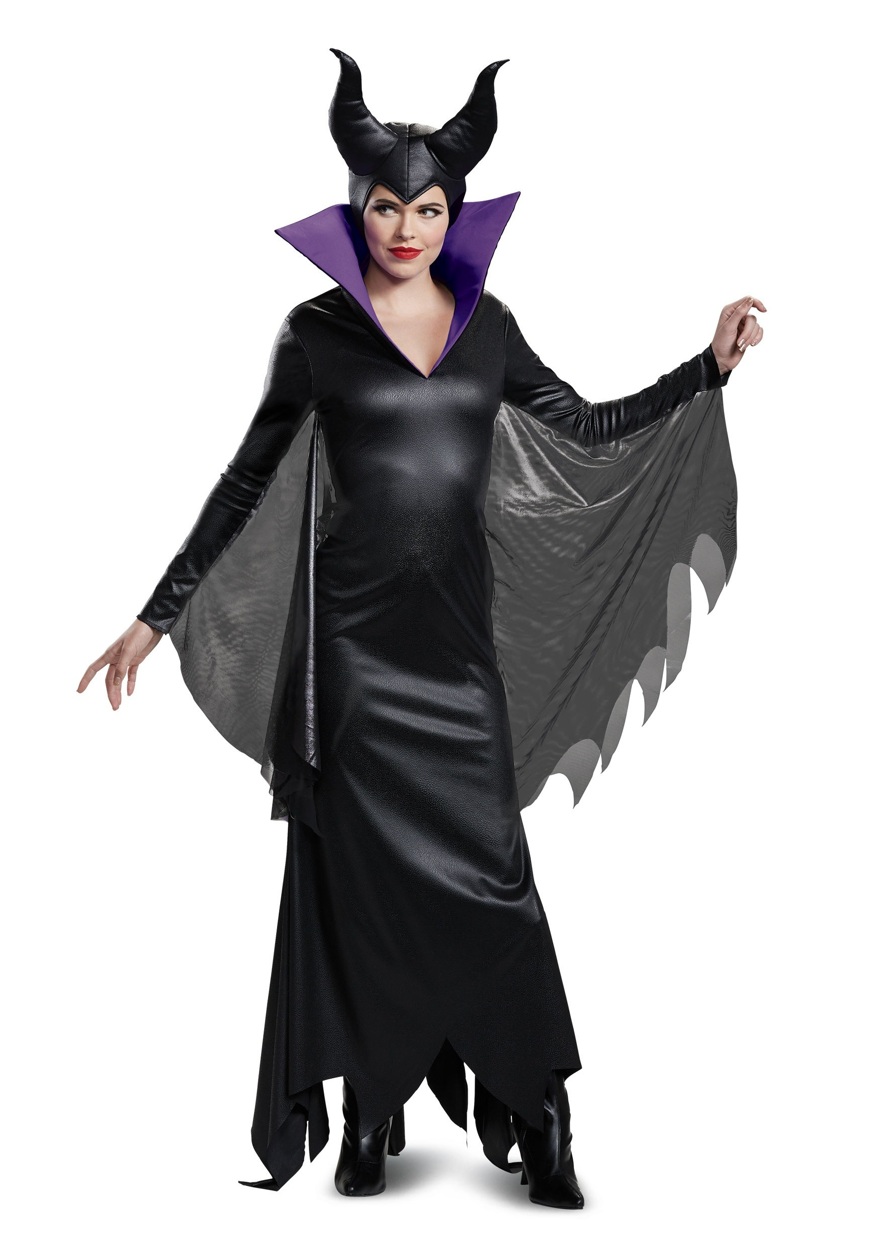 Best ideas about Maleficent DIY Costumes . Save or Pin Deluxe Maleficent Adult Costume Now.