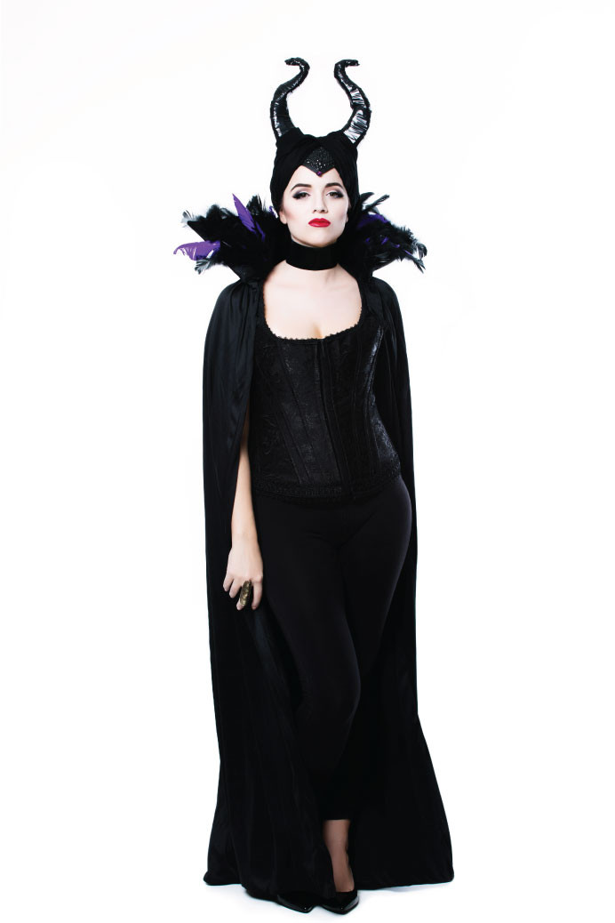 Best ideas about Maleficent DIY Costumes . Save or Pin Halloween Makeup & Costume Now.