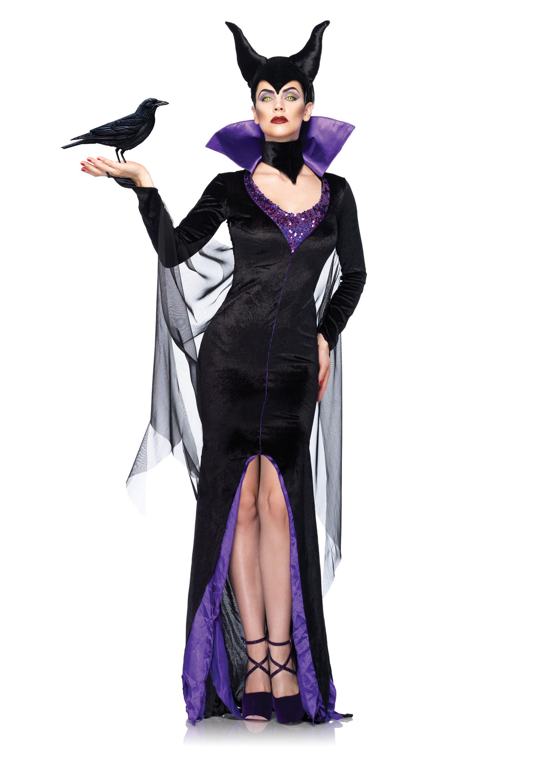 Best ideas about Maleficent DIY Costumes . Save or Pin Womens Disney Maleficent Costume Now.
