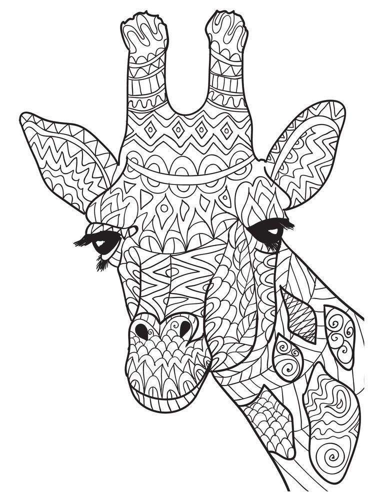 Best ideas about Mandala Animal Coloring Sheets For Girls . Save or Pin Ten Adult Coloring For People Who Love April The Now.