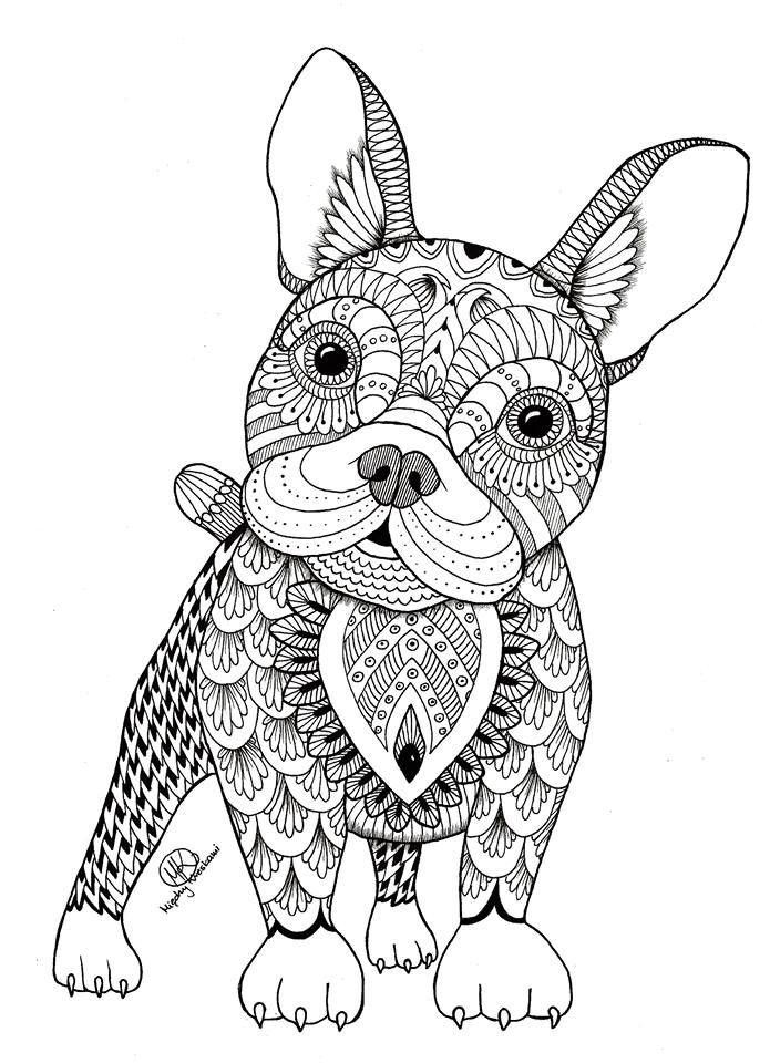Best ideas about Mandala Animal Coloring Sheets For Girls . Save or Pin 986 best animal coloring pages doodle images on Pinterest Now.