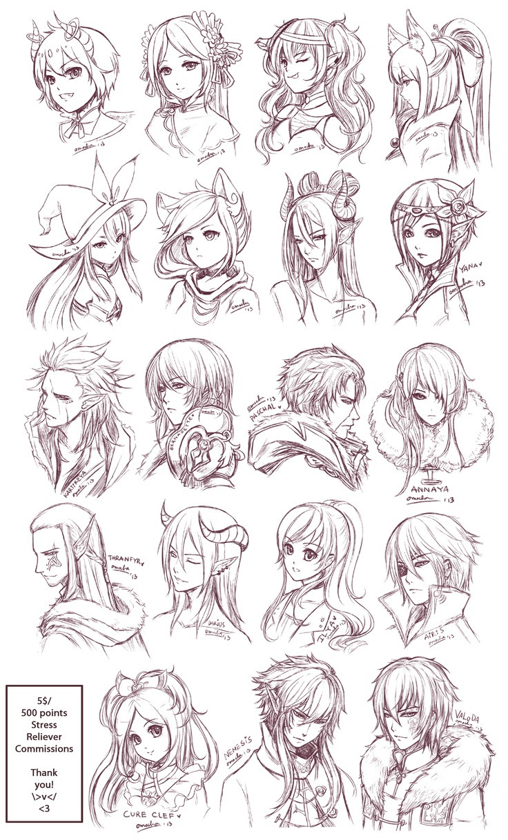 Best ideas about Manga Hairstyles Female . Save or Pin Cute Anime Hairstyles trends hairstyle Now.