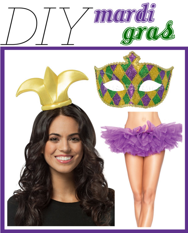 Best ideas about Mardi Gras Costume DIY . Save or Pin DIY Mardi Gras Costume Now.
