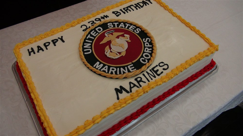 Best ideas about Marine Corp Birthday Cake . Save or Pin United States Africa mand Now.