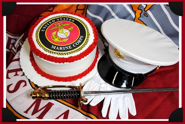 Best ideas about Marine Corp Birthday Cake . Save or Pin 25 Beautiful Marine Corps Birthday Wish And Now.